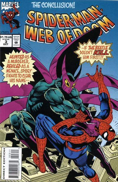 Spider-Man: Web of Doom Vol 1 3
