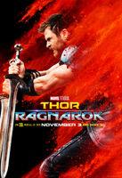 Thor Ragnarok poster 006