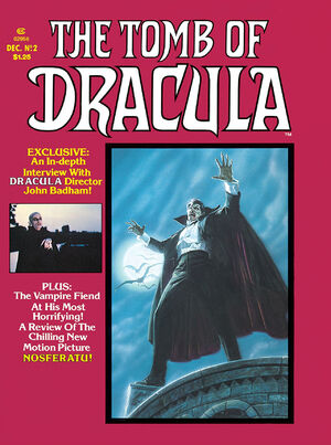 Tomb of Dracula Vol 2 2.jpg
