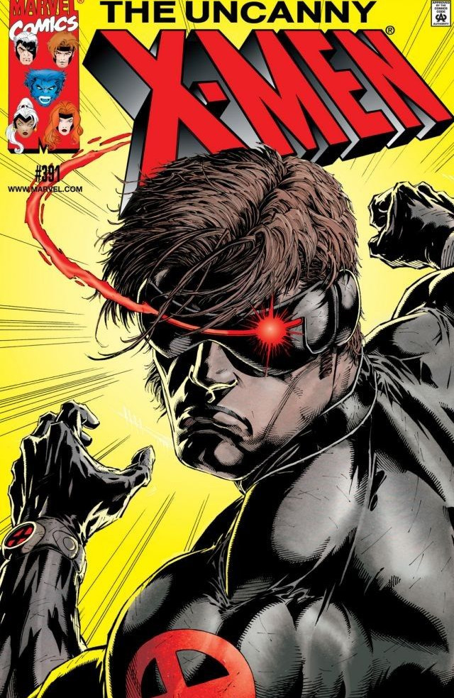 Uncanny X-Men Vol 1 391