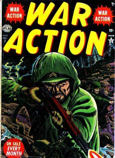 War Action Vol 1 7