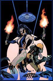 WildC.A.T.sX-Men Vol 1 The Modern Age Adam Hughes Variant Textless.jpg