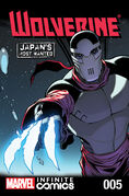 Wolverine Japan's Most Wanted Infinite Comic Vol 1 5