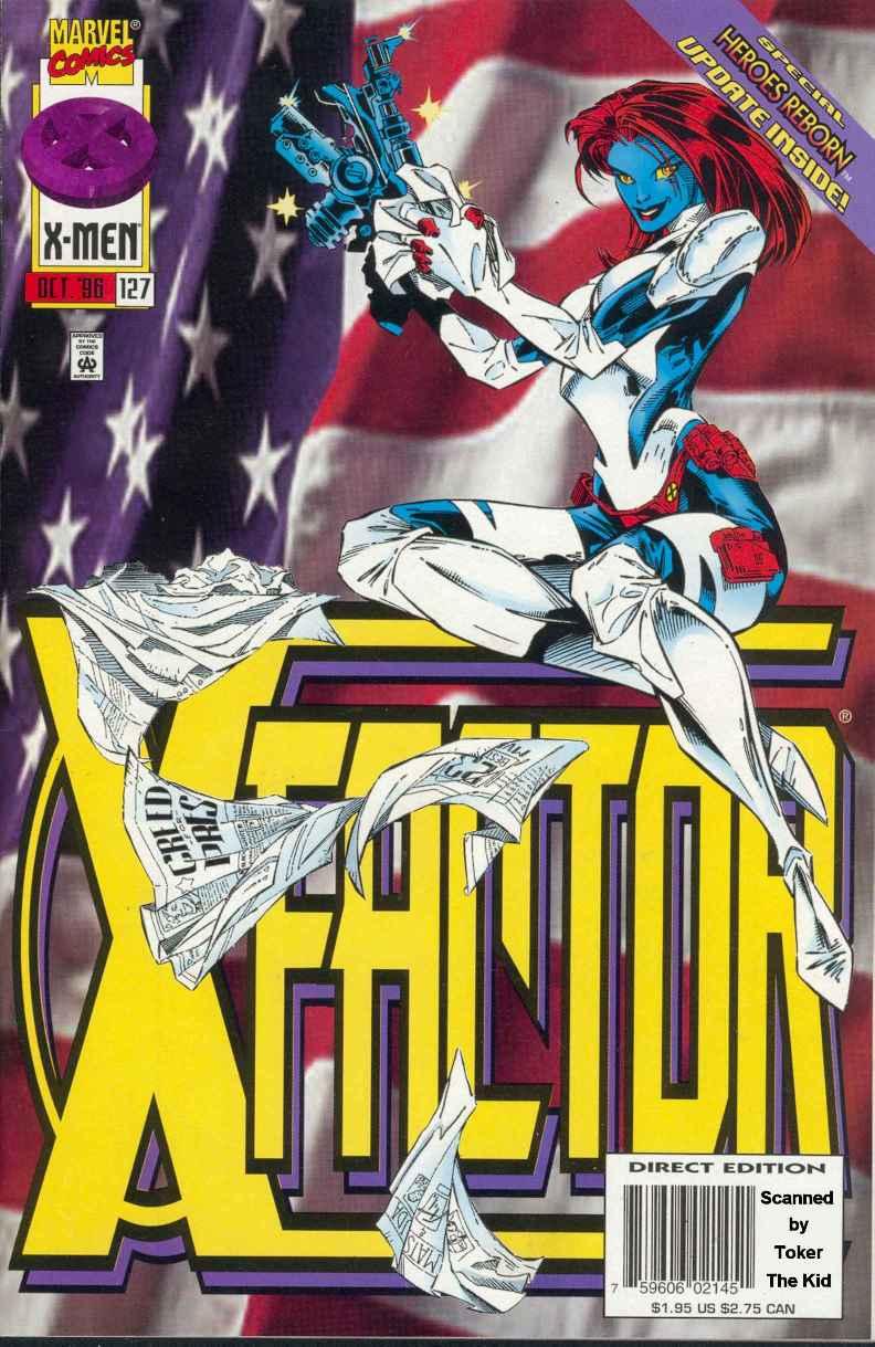 X-Factor Vol 1 127