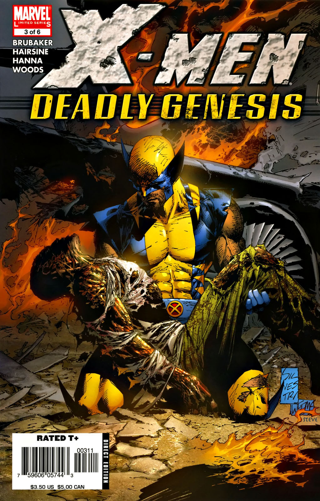 X-Men: Deadly Genesis Vol 1 3