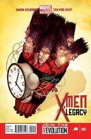 X-Men Legacy Vol 2 2