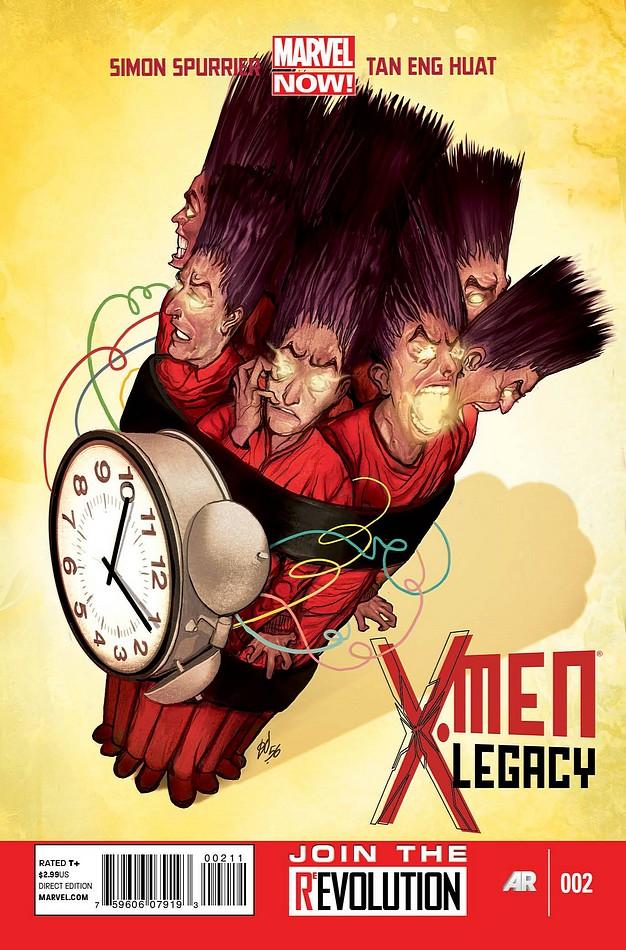 X-Men: Legacy Vol 2 2