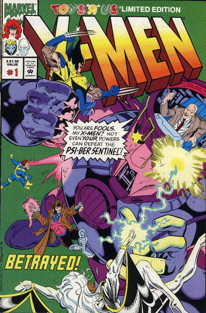 X-Men Premium Edition Vol 1 1
