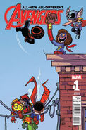 All-New, All-Different Avengers Annual Vol 1 1 Young Variant