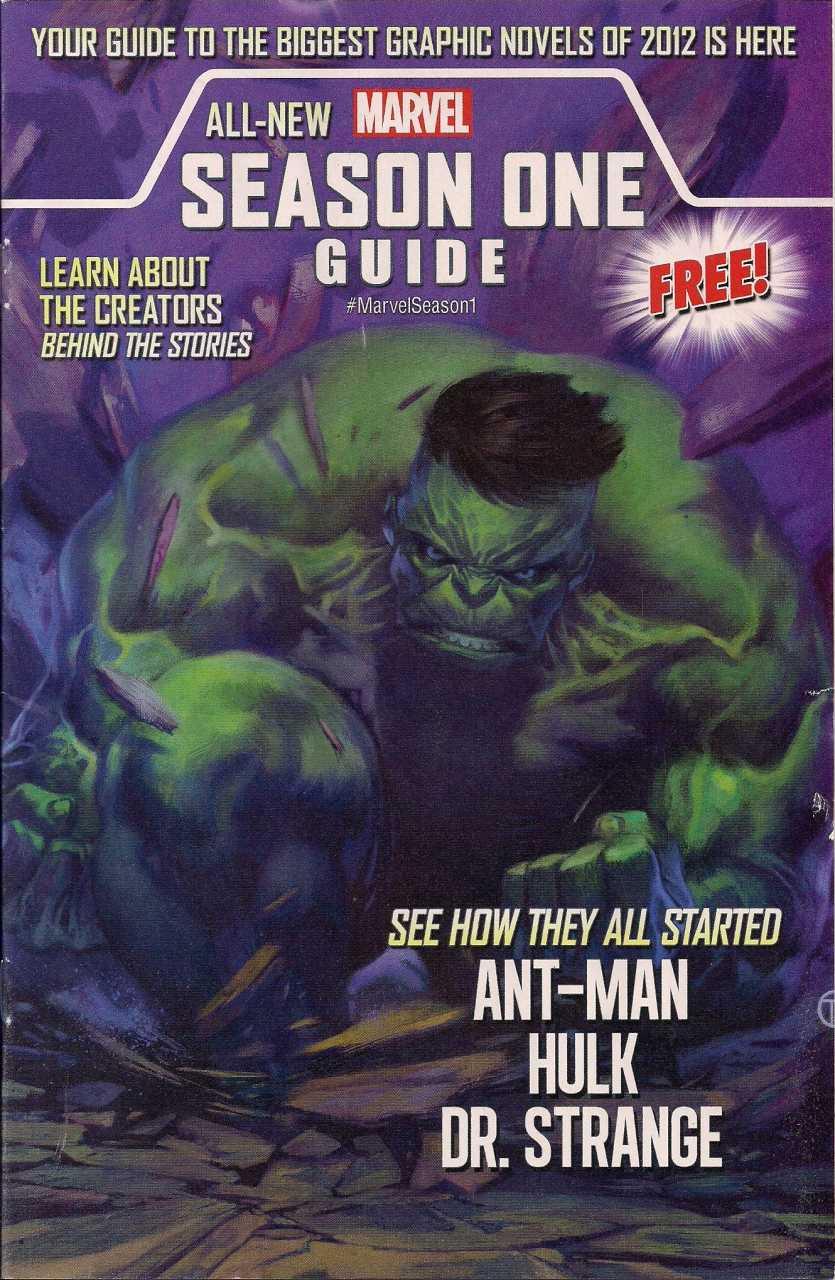 All-New Season One Guide Vol 1
