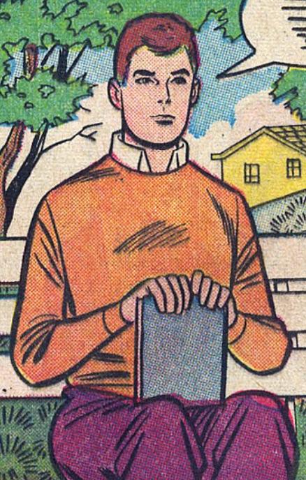 Arnold Porter (Earth-616)