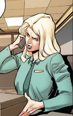 Audrey Henning (Earth-616)