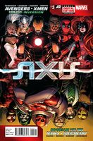 Avengers & X-Men AXIS Vol 1 5
