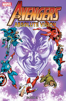 Avengers Absolute Vision TPB Vol 1 2
