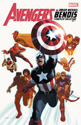 Avengers by Brian Michael Bendis The Complete Collection Vol 1 2