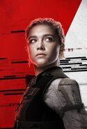 Black Widow (film) poster 005 textless