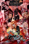 Black Widow Vol 8 4 Checchetto Variant