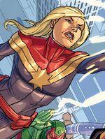 Carol Danvers (Earth-TRN813)