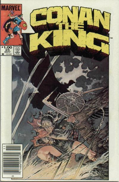 Conan the King Vol 1 25