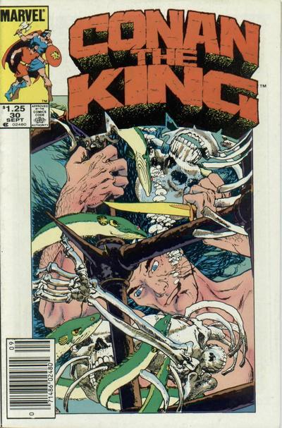 Conan the King Vol 1 30
