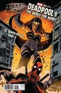 Deadpool & the Mercs for Money Vol 2 9 Poster Variant
