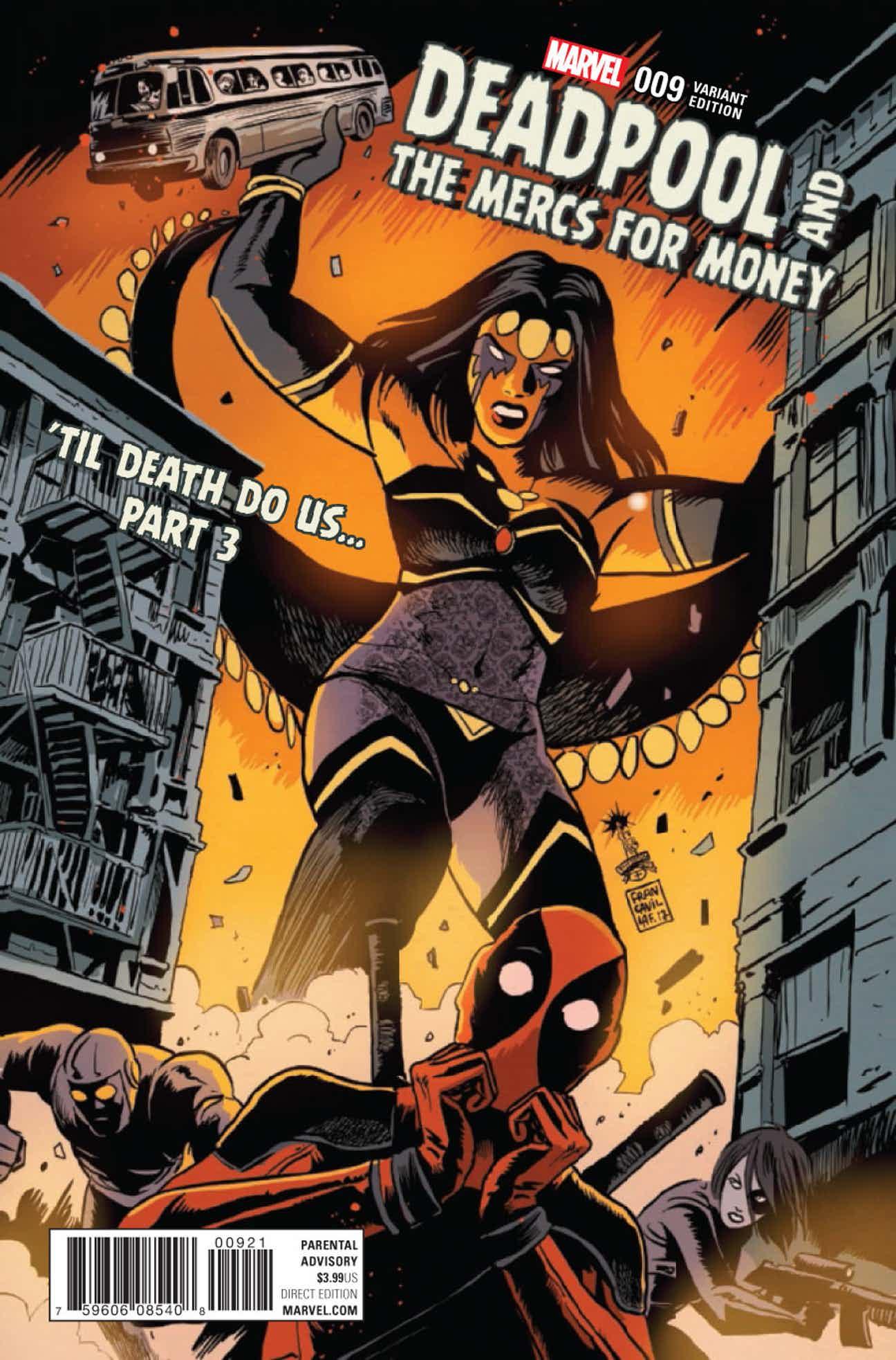 Deadpool & the Mercs for Money Vol 2 9 Poster Variant.jpg