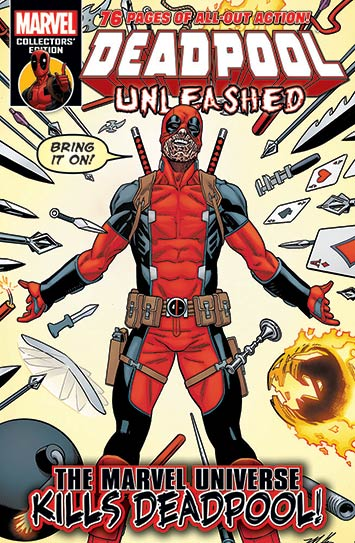 Deadpool Unleashed Vol 1 26