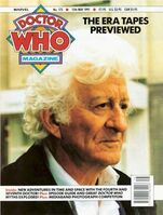 Doctor Who Magazine Vol 1 173