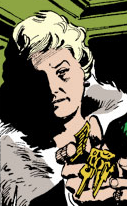 Dolores Harris (Earth-616)