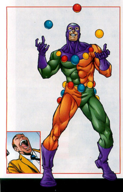 Elton Healey (Earth-616) from Captain America America's Avengers Vol 1 1 0001.png