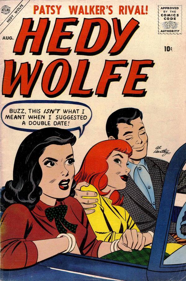 Hedy Wolfe Vol 1 1