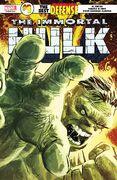 Immortal Hulk The Best Defense Vol 1 1