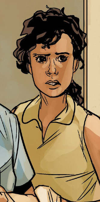 Jema Comienza (Earth-616)