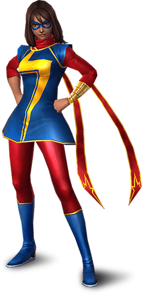Kamala Khan (Earth-TRN012)