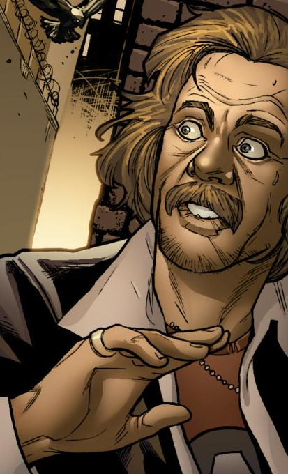 Kenneth Driscoll (Earth-616)