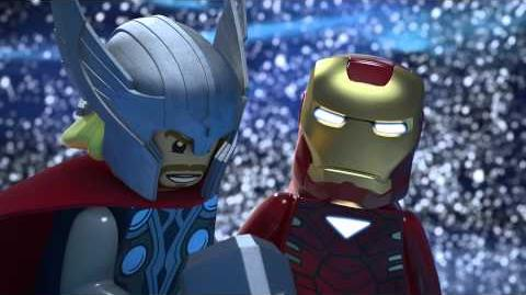 LEGO Marvel Super Heroes: Maximum Overload Season 1 5