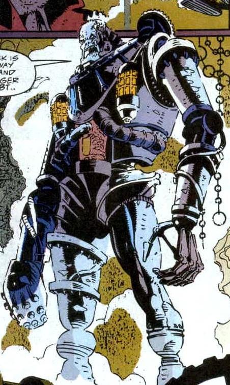 Machine Head (Earth-928)
