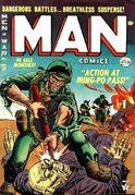 Man Comics Vol 1 21