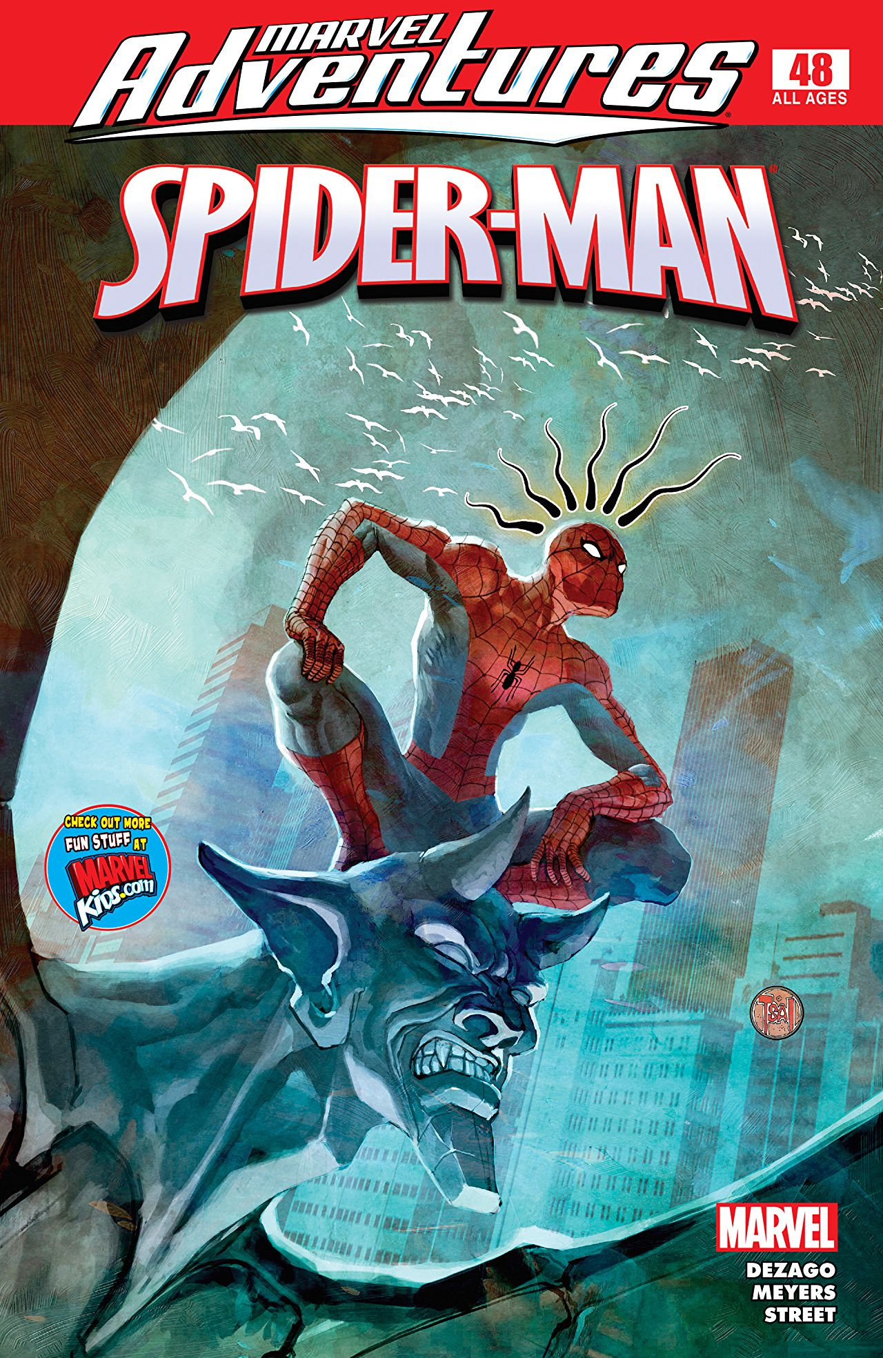 Marvel Adventures: Spider-Man Vol 1 48