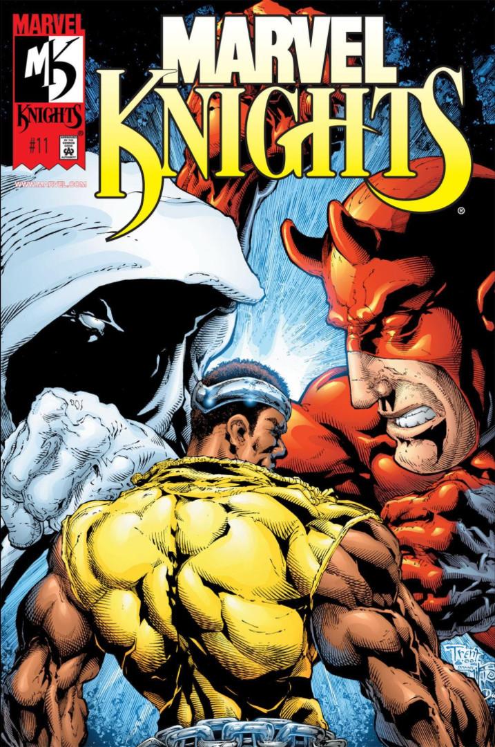 Marvel Knights Vol 1 11