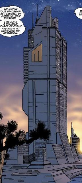 Midas Foundation (Earth-616)