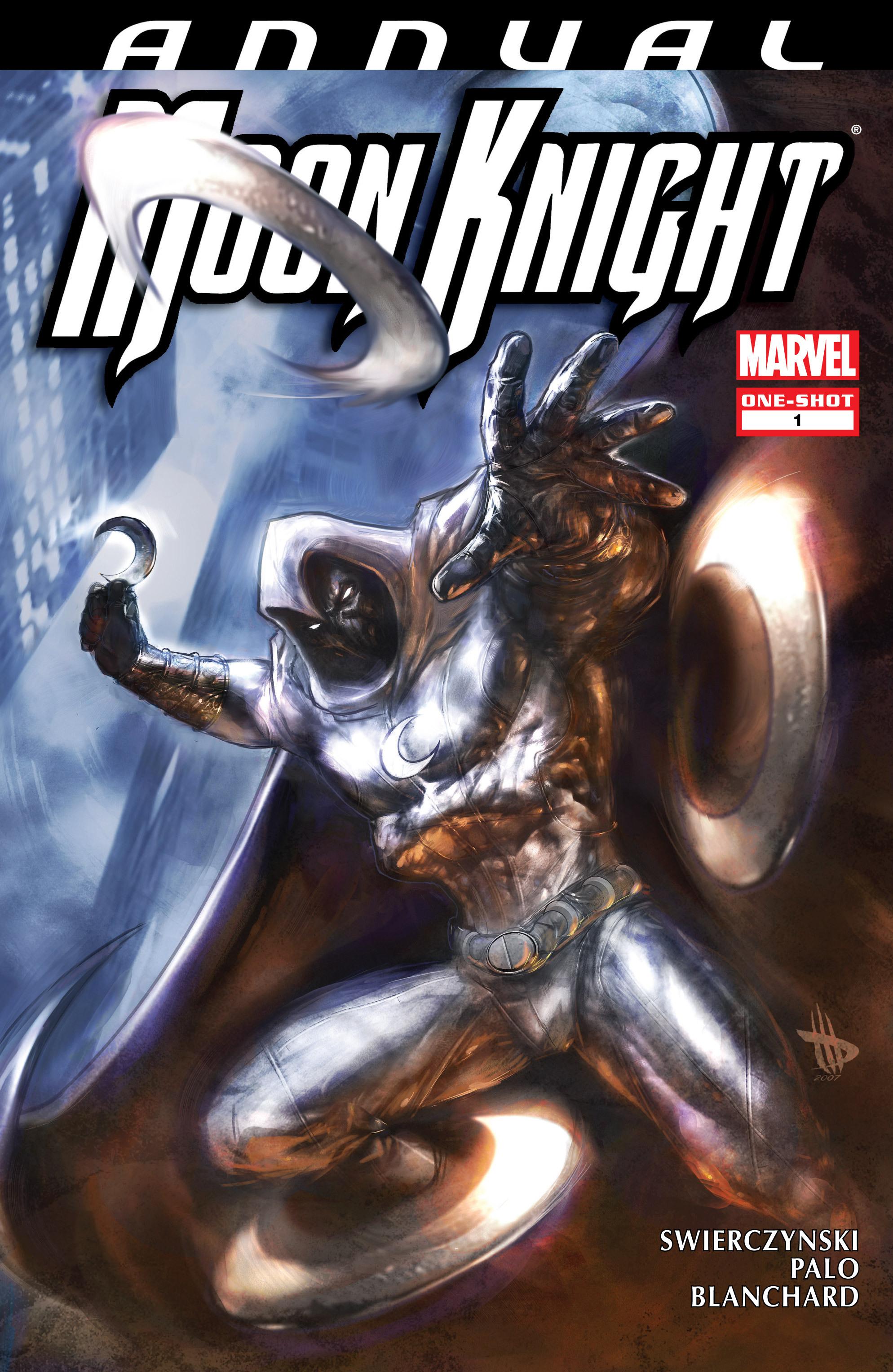 Moon Knight Annual Vol 1 1