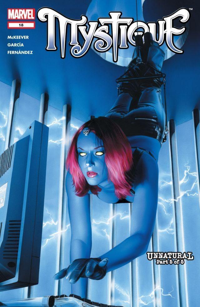 Mystique Vol 1 18