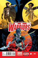 New Warriors Vol 5 2