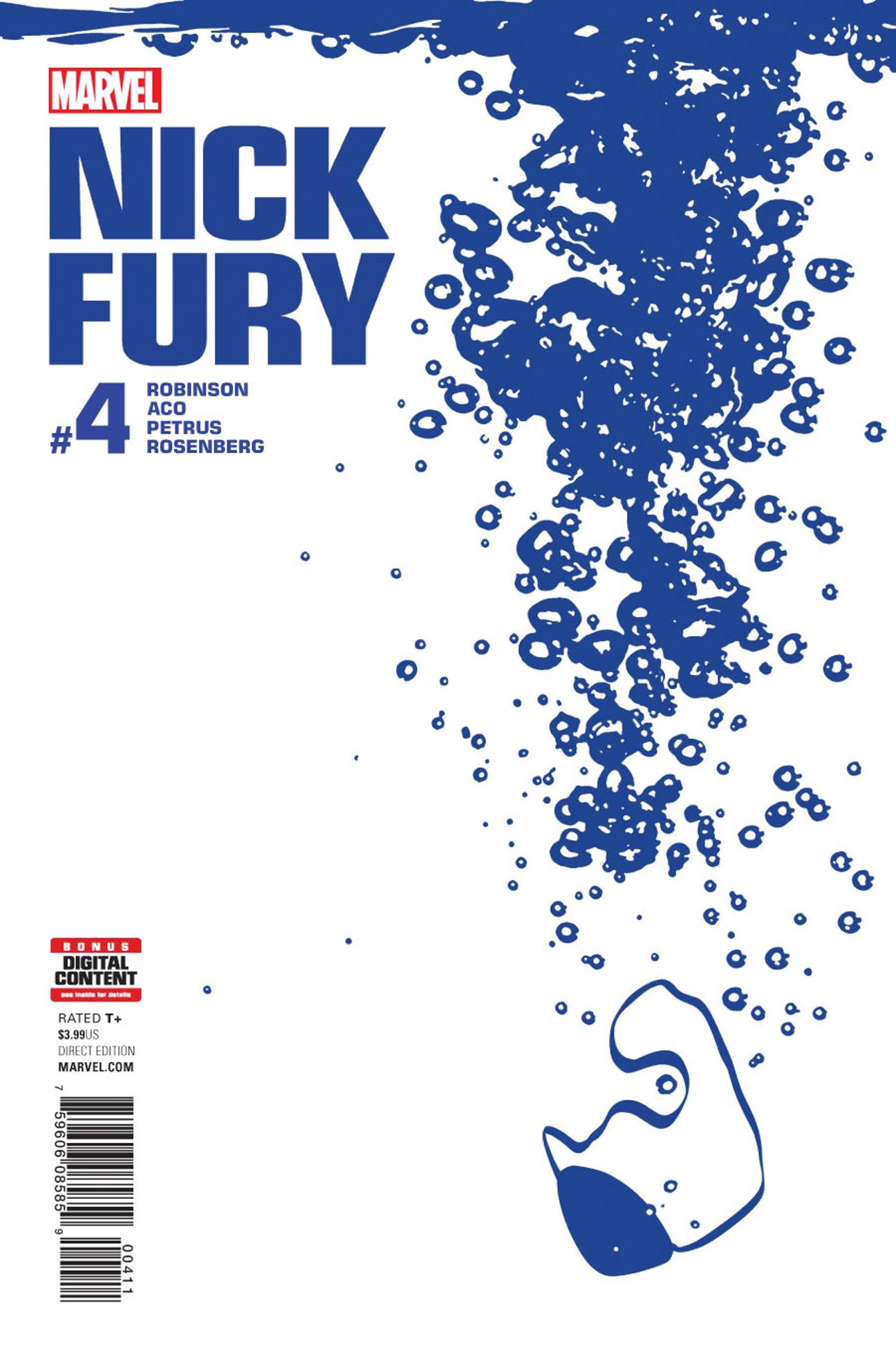 Nick Fury Vol 1 4