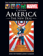 Official Marvel Graphic Novel Collection Vol 1 27