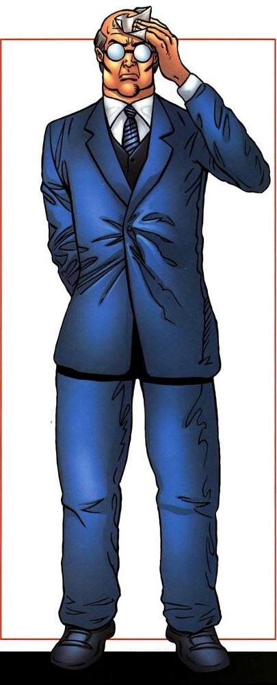 Oswald Silkworth (Earth-616)