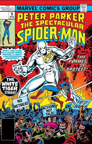 Peter Parker, The Spectacular Spider-Man Vol 1 9.jpg
