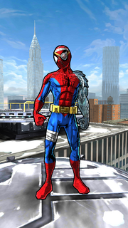 Peter Parker (Earth-TRN507) from Spider-Man Unlimited (video game).png