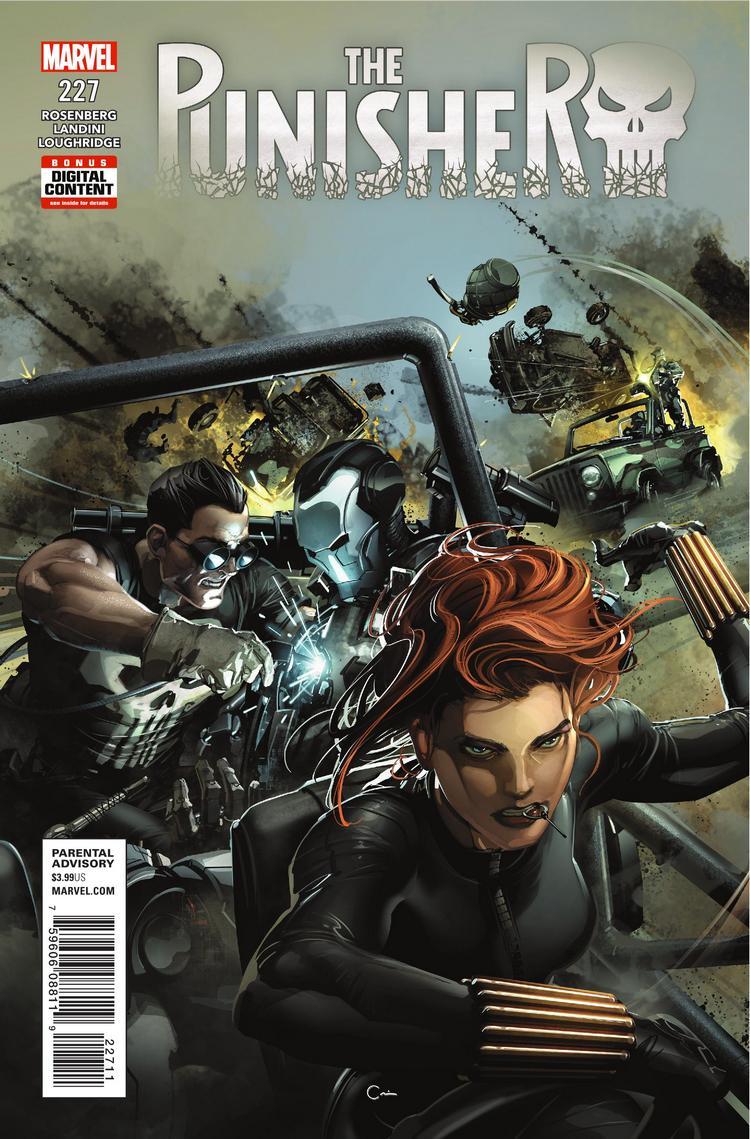 Punisher Vol 2 227